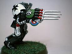 Black templar Assault Terminator