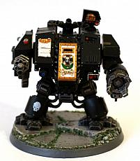 Black Templar Dreadnought